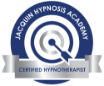 Jacquin Certified Hypnotherapist All Silver Badge